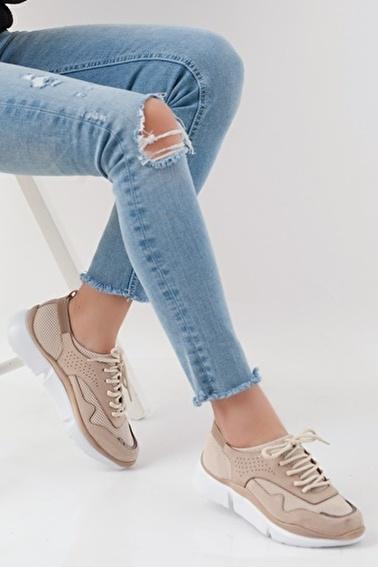 MODAGON Sneakers Krem